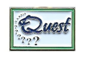 quest pin