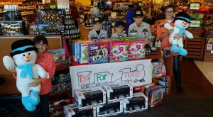 toys tots